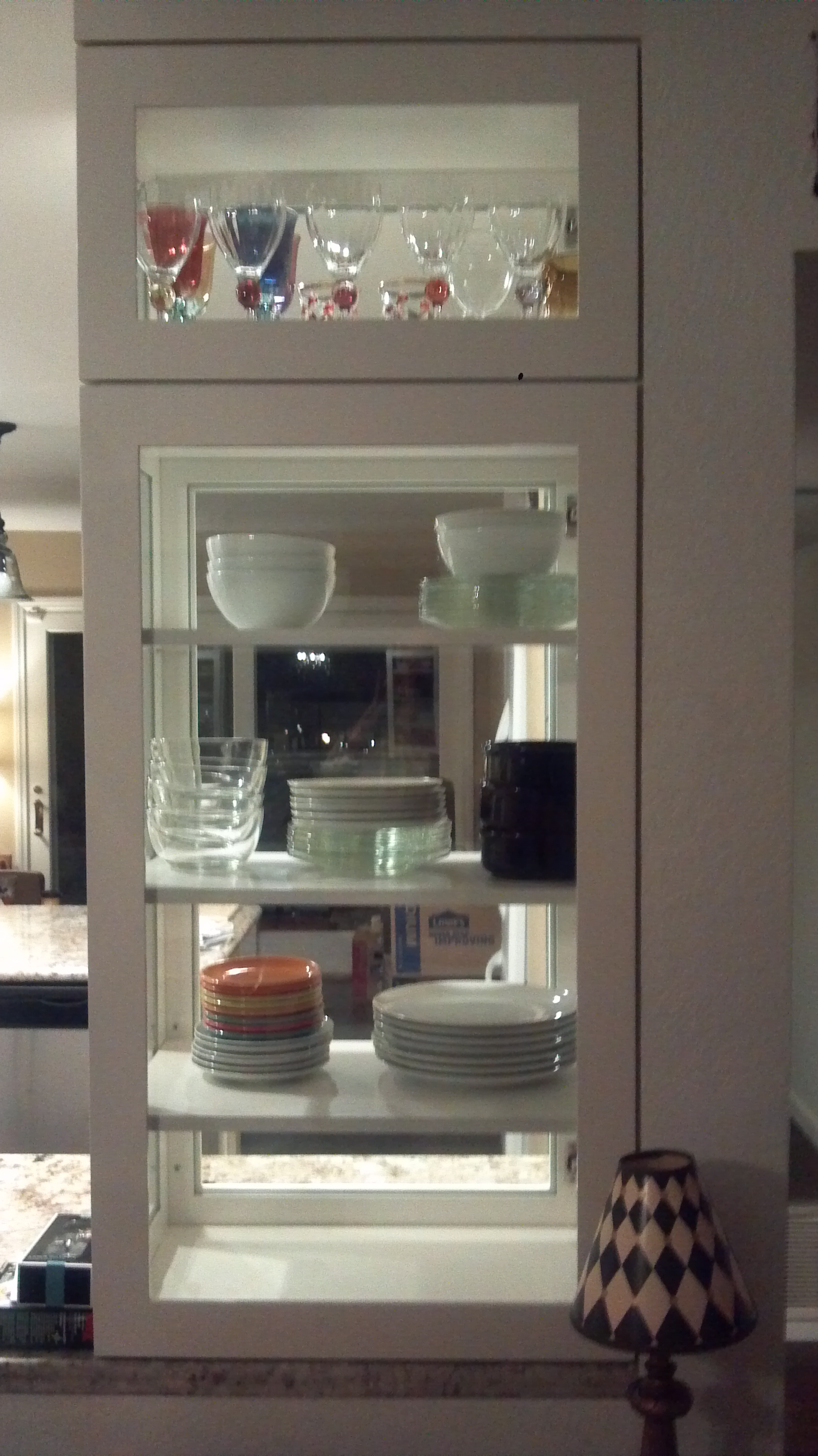 Why Do People Have Glass Kitchen Cabinets