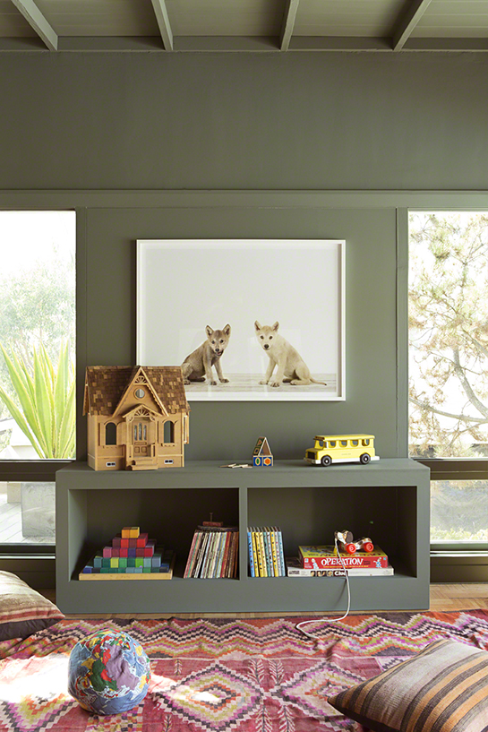 Design by the Animal Print Shop via Remodelista