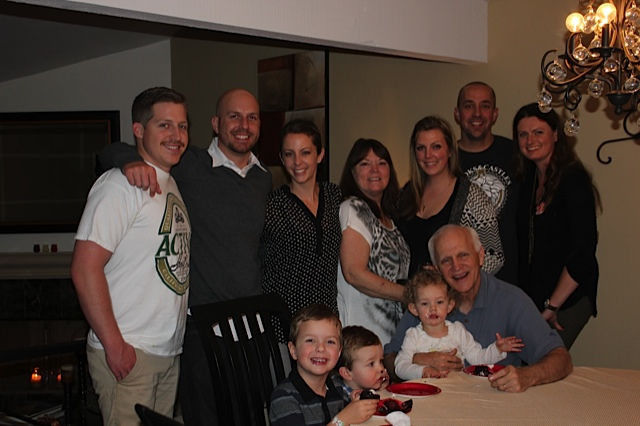 family photo dec 2013