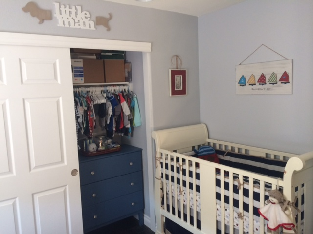 design baby nursery for brendan
