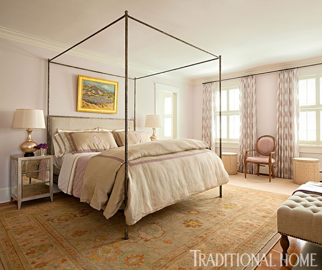 Photo by Gordon Beall for Traditional Home