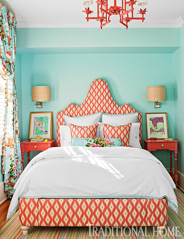 photo by Gordon Beall for Traditional Home Magazine