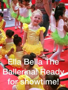 ella in ballet recital costume july 2015