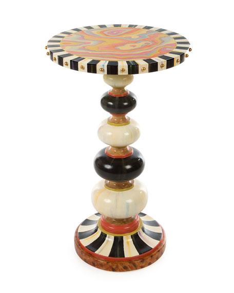 design mackenzie childs yoyo table