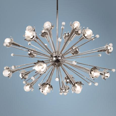 Jonathan Adler chandelier from Lamps Plus