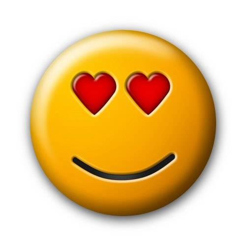 happy face valentine by comicvinedotcom