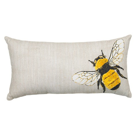 bee pillow from target
