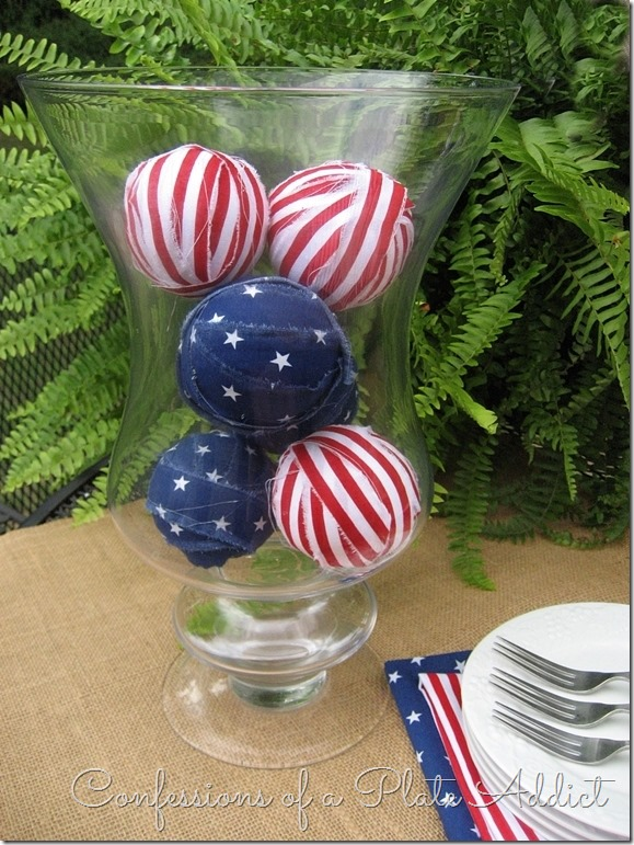 design red white and blue balls from confessions of a plate addict blog