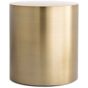 design end table drum table from milo baughman available at dwr
