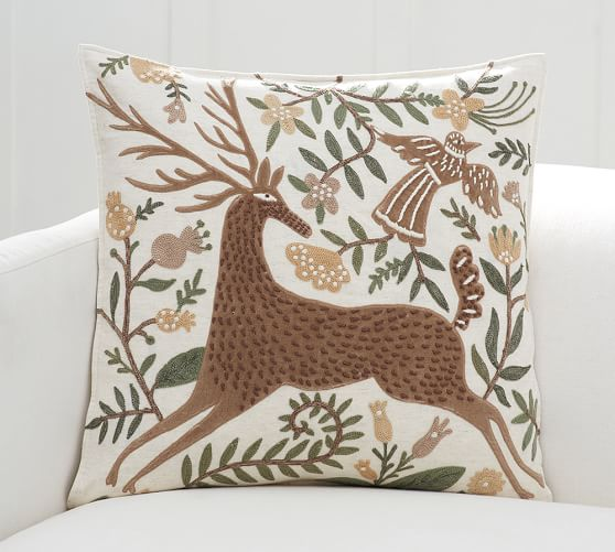christmas-pillow-deer-from-pottery-barn