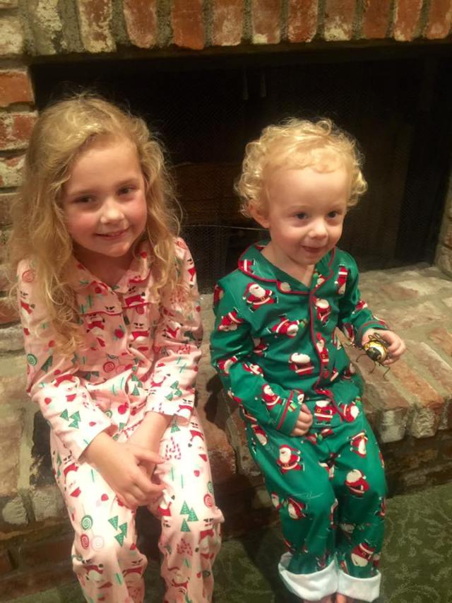 ella-and-brendan-in-xmas-jammies-2016