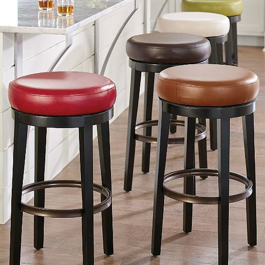 design bar stool from grandinroad