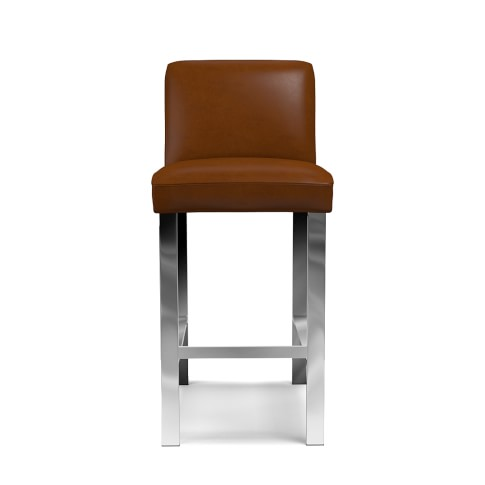 mercer bar stool from william sonoma