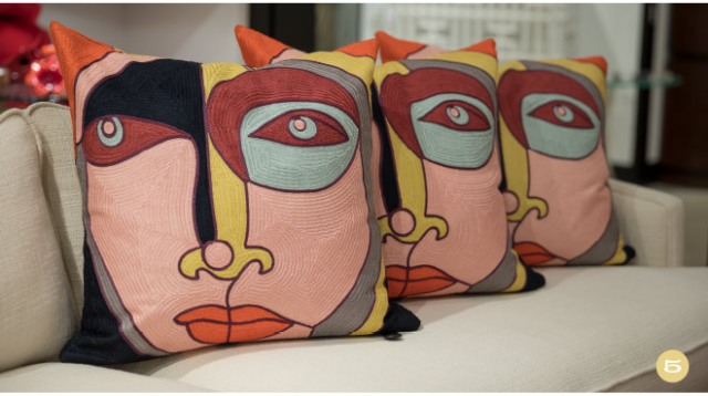 picasso pillows from highpointmarketdotorg