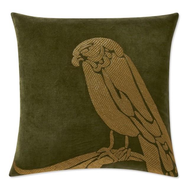 design pillow falcon from williams sonoma home