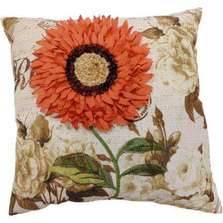 design pillow from walmart