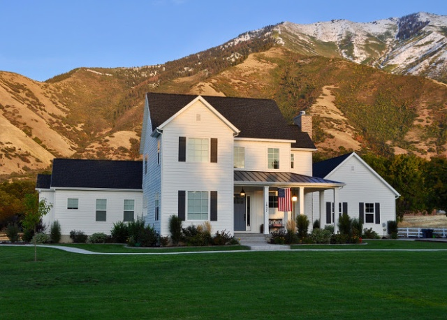i could live here farmhouse in utah from millhaven homes