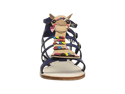 llama sandals from kate spade