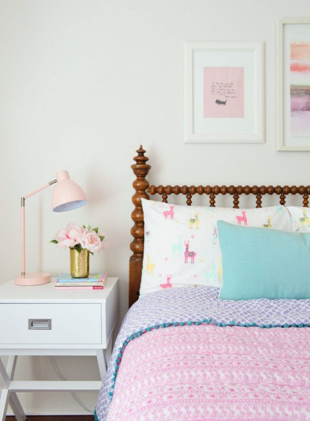 llama sheets from target via young house love