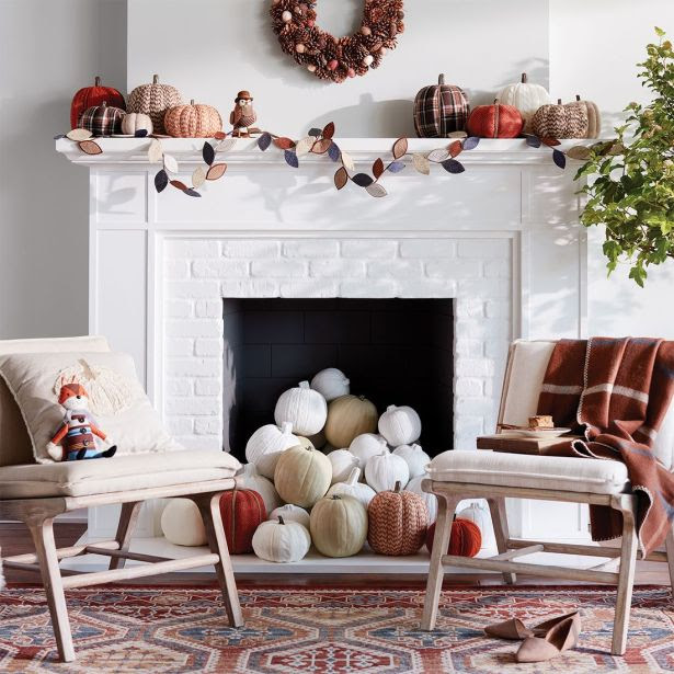 pumpkins not for halloween from target great fall photo